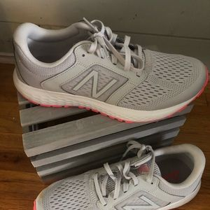 Worn once! New Balance shoes